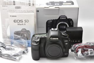 Canon Eos 5d Mark Ii - Negro Cámara Réflex Digital