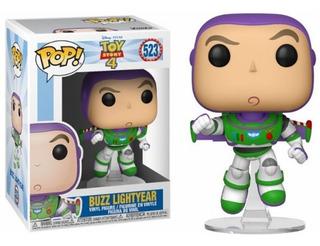 Funko Pop Toy Story 4 Buzz Lightyear 523 Original Oferta!