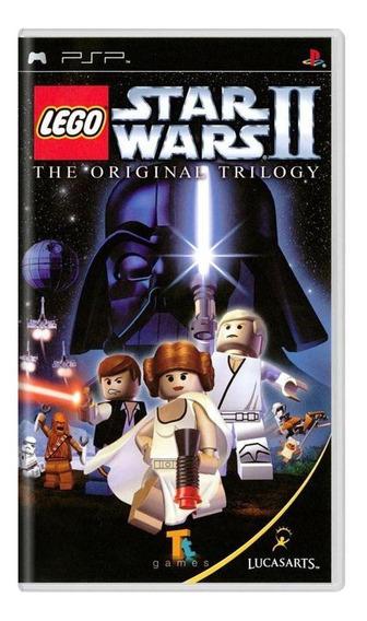Lego Star Wars Ii The Original Trilogy Psp Mídia Física