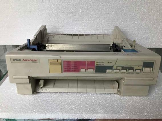 Impressora Matricial Epson Action Printer 5000+ Não Ligando