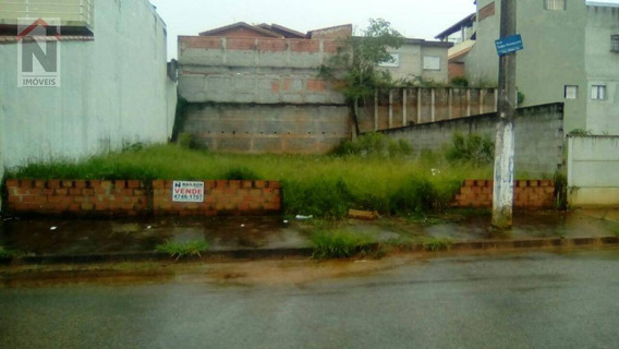Terreno Residencial À Venda, Jardim Das Flores, Suzano. - Te0003