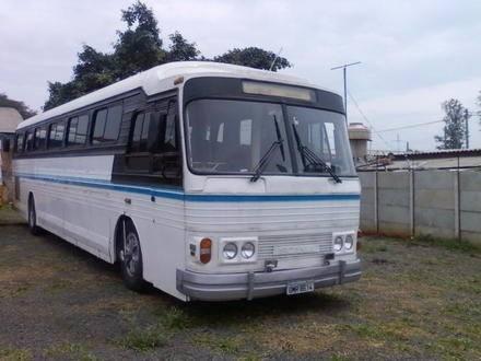 Ônibus Dinossauro Scania 112 Ano 1979