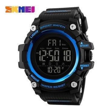 Relógio Digital Esportivo Militar Original Skmei Prova Dágua