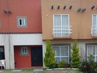 Excelente Oportunidad!!!!; Casa En Venta A 10 Min Del Aeropuerto Internacional De Toluca