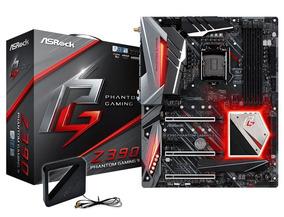 Placa Mãe Asrock Z390 Phantom Gaming 9 Intel 1151 Ddr4 Nfe