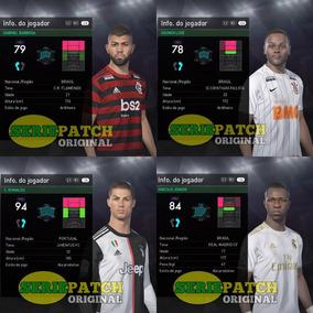 Patch Do Pes18 Ps3 Com Mais 34 Clubes Brasileiros