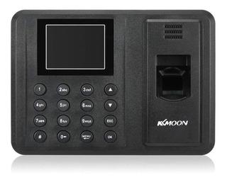 Reloj Biometrico Control De Ingreso Empresas Huella Y Clave