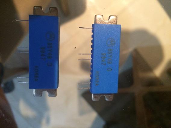 Modulo Rf Mhw 85y49 9947 Vhf 10w Original Motorola