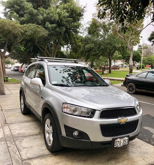 Chevrolet Captiva Full Equipo Como Nueva