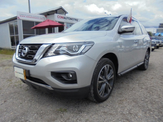 Nissan New Pathfinder Exclusive 4wd 3.5 Lts Auto Cvt