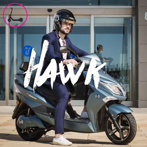 Moto Eléctrica Hawk Ácido / Ahora 12 Y 18 /  Eco Alsina