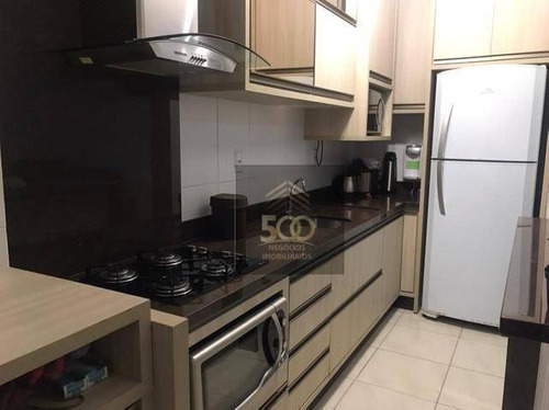 Imagem 1 de 9 de Apartamento Com 2 Dormitórios À Venda, 60 M² Por R$ 281.000,00 - Forquilhinha - São José/sc - Ap2038