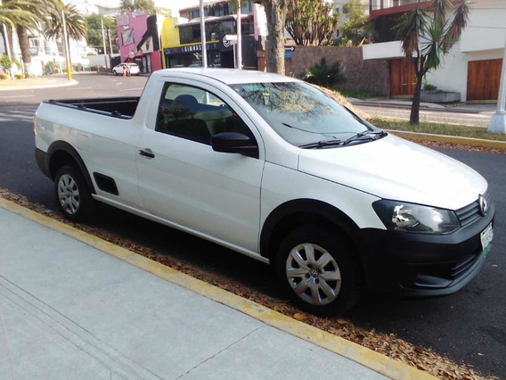 Volkswagen Saveiro 1.6 Starline Ac Mt 2016