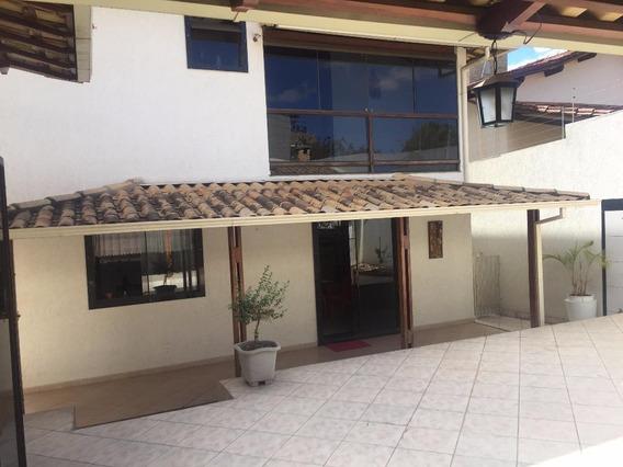 Casa Residencial À Venda Serrano Belo Horizonte. - Ibh971