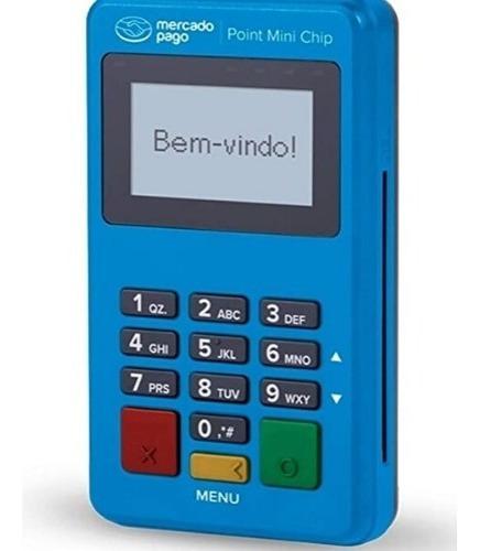 Imagem 1 de 3 de Point Mini Chip - A Maquininha Que Não Precisa De Celular.