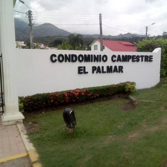 Lote 320 Mts Condominio Campestre El Palmar - Melgar