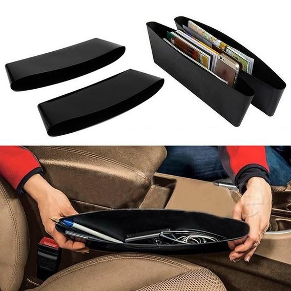 Porta Treco E Objetos Para Carro Taxi Uber Catch Caddy Kit 2