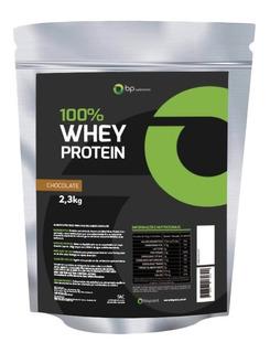 100% Whey Protein Refil - 2,3kg - Bp Suplementos