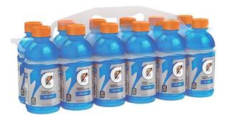 Pack De 12 Bebidas Hidratantes 12 Onzas Cool Blue Gatorade