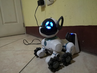 Perrito Robot Chip Marca Wow Wee !neglociable¡