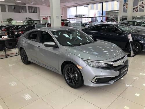 Imagem 1 de 13 de Honda Civic 2.0 16v Flexone Exl 4p Cvt