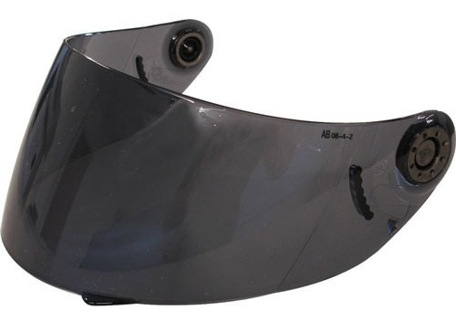 Viseira Shark S600 S650 S700 S800 S900 Original Fumê Escuro