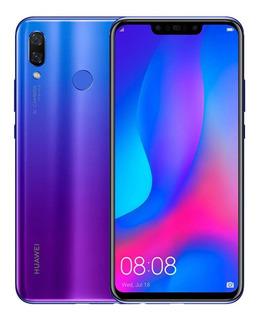 Huawei Nova 3, Par-lx9, 128gb + 4gb, Desbloqueado