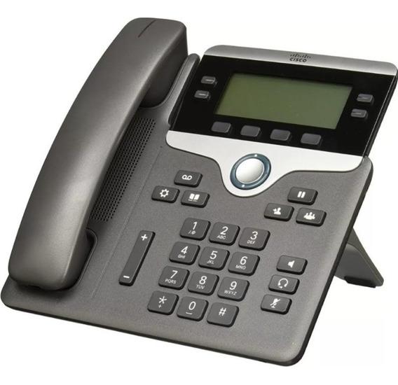 Telefone Ip Cisco 7821-k9 (novos Na Caixa)