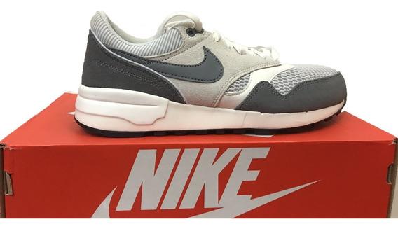 Tênis Nike Air Odyssey Branco E Cinza Original