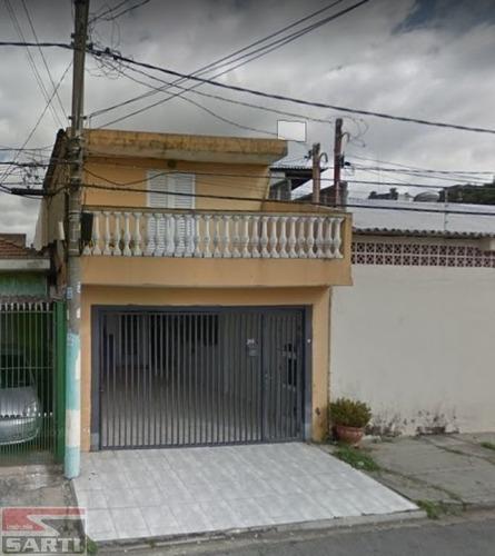 Imagem 1 de 13 de Amplo Sobrado  - Casa Verde - R$ 640.000,00 - St15449