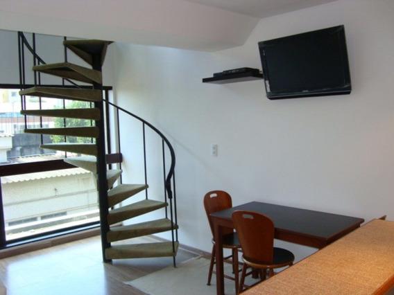 Flat Com 02 Dorms Na Bela Vista Para Venda, Prox. Av Paulista, 13 De Maio E Brig. Luis Antonio - Sf27449