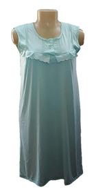 Camisola Plus Size Roupa De Dormir Para Senhora 12x S/ Juros