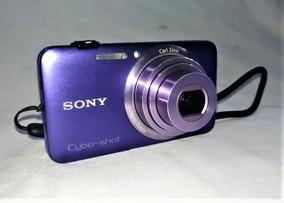 Câmera Sony Cyber Shot Dsc-wx7 16.2mp + Cartão Sd 8gb
