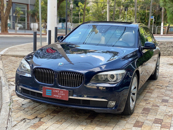 Bmw 750i 4.4 V8 Activehybrid 2011