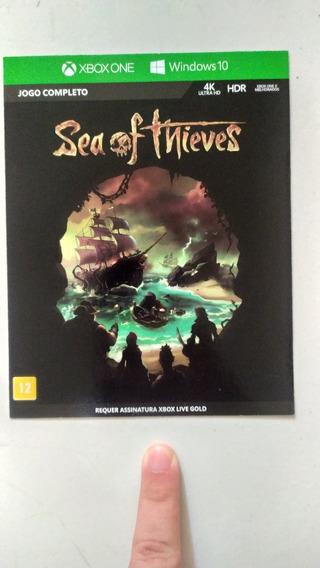 Jogo Sea Of Thieves Xbox One/pc - 25 Dígitos (mídia Digital)