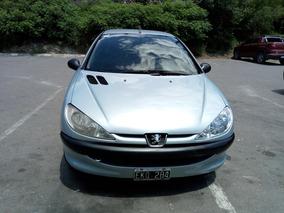 Peugeot 206 1.4 Xr Presence 2004