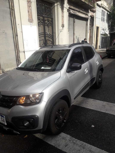 Reneult Kwid Outsider $650000 Y 12, 18, 24 O 36 Cuotas