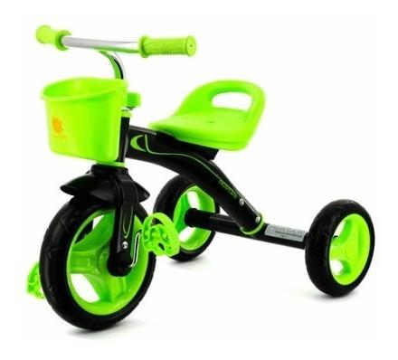 Triciclo Para Niños - Infantil A Pedal - Varios Colores