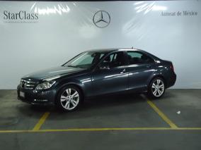 Mercedes-benz C Class 2013 4p C 200 Cgi Sport Aut