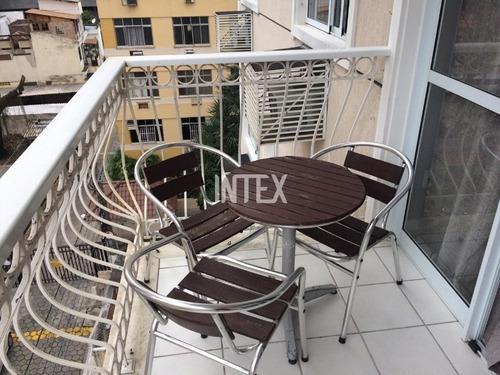 Apartamento Para Alugar Com 2 Quartos, Sendo 1 Suíte E 1 Vaga Em Icaraí, Niterói-rj - Ap01516 - 69672697