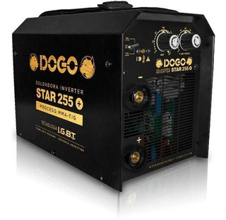 Soldadora Inverter 255amp 5.00mm Dogo Star 255