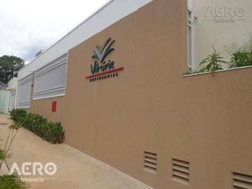Apartamento Com 2 Dormitórios Para Alugar, 60 M² Por R$ 850/mês - Jardim Colonial - Bauru/sp - Ap1216