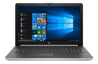 Notebook Hp Ryzen 5 Quadcore 8gb 128gb Ssd 15.6 Touch Win 10