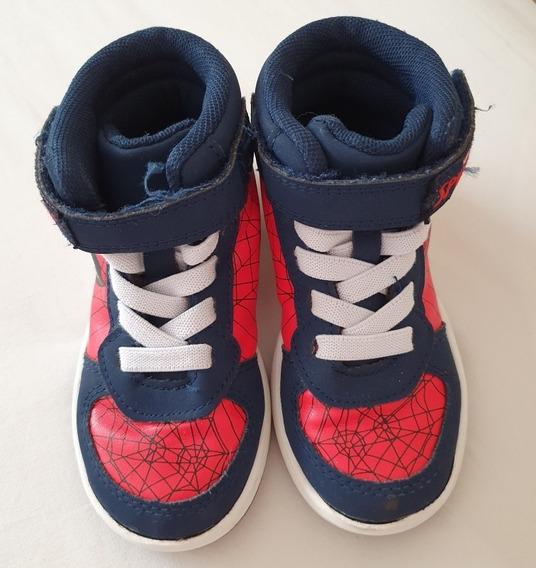 Zapatillas H&m Licencia Marvel, Spider Man, Hombre Araña