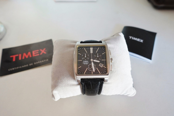 Relógio Timex Monaco Premium Collection T22262 Quadrado