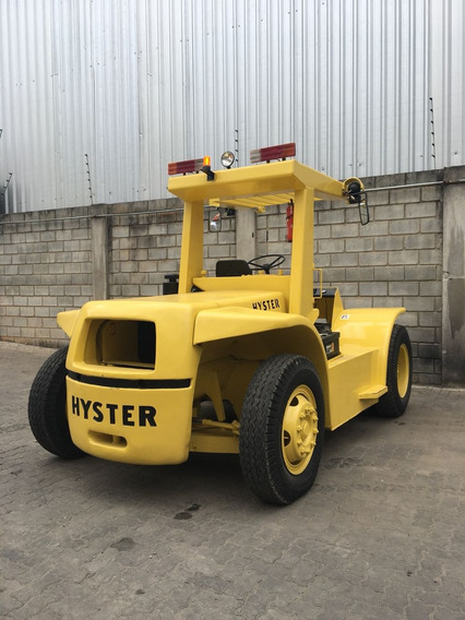 Empilhadeira Hyster Cap 10t Ano 1996