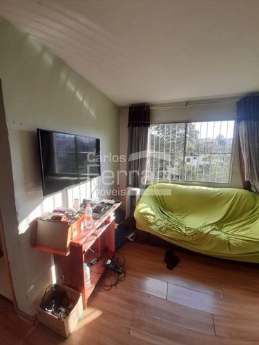 Imagem 1 de 11 de Apartamento A Venda, Vila Irmãos Armoni, Cond. Portal Da Cantareira, 02 Dormitórios, 01 Vaga - Cf35880