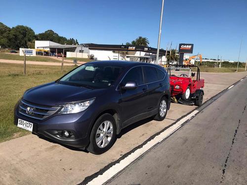 Honda Cr-v 2012 2.4 Ex 4wd 185cv At