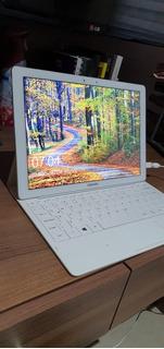Tableta Samsung Tab Pro S 128gb 12 Teclado Incluido Blanca