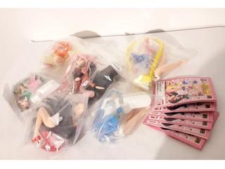 Sailor Moon Hg If World 1 Bandai Original Churete
